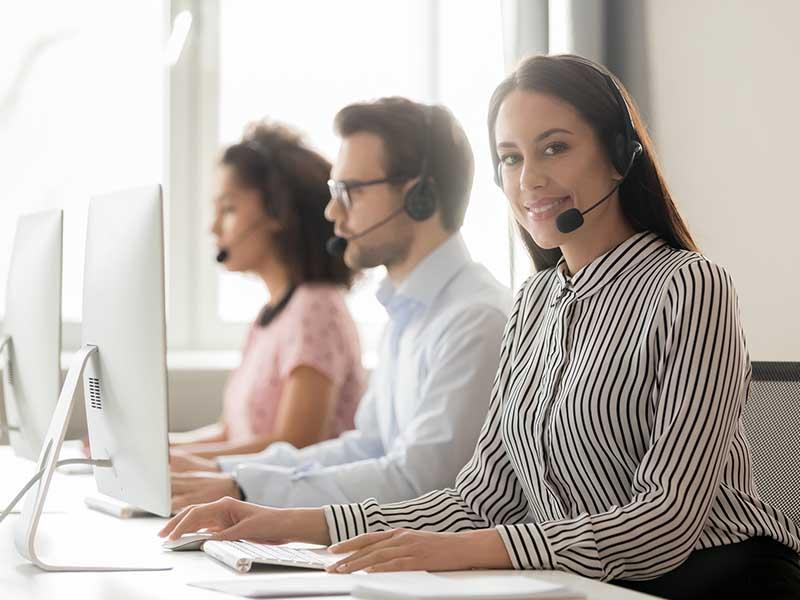 Callcenter Artikelbild