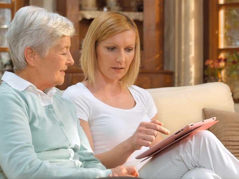 Pflege - Artikelbild