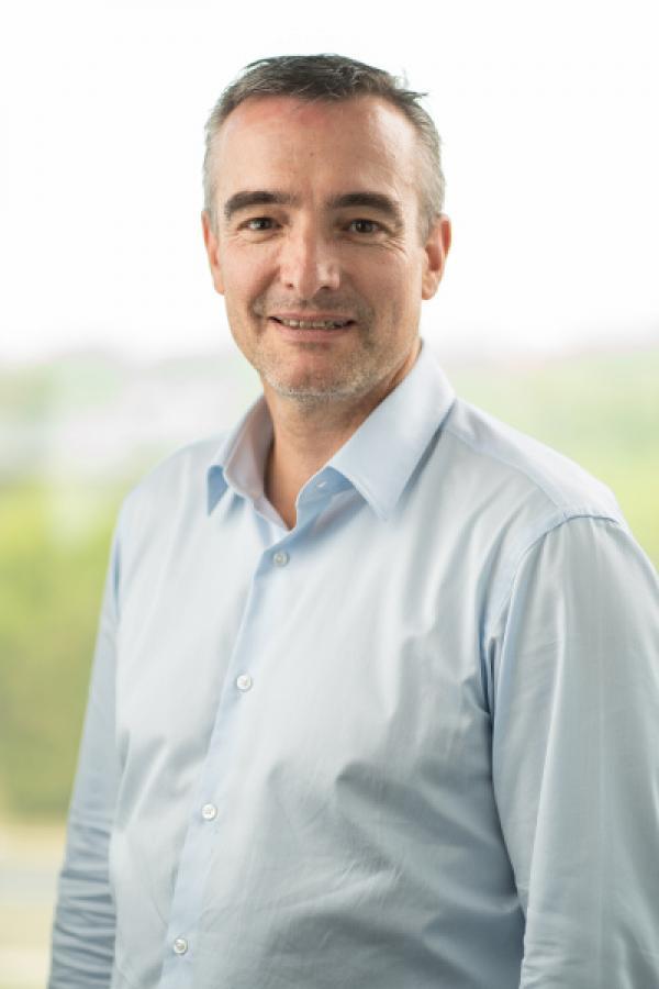 Portrait von Stefan Schraps