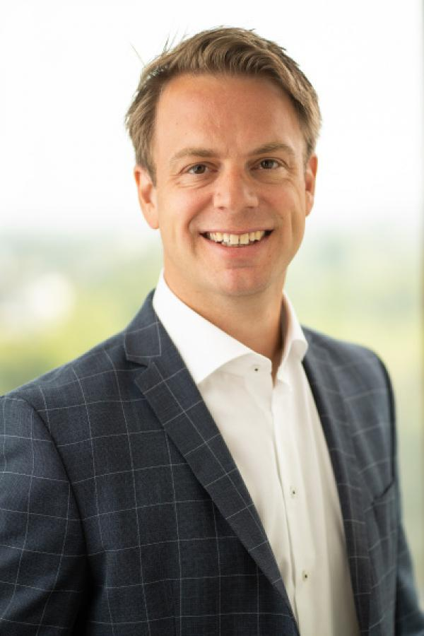 Portrait von Nils Hellrung